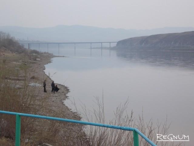 Трагедия в Сретенске: на реке Шилка утонула целая семья