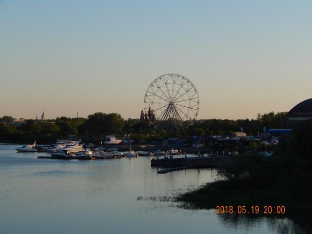 Ярославское колесо обозрения проверит Ростехнадзор
