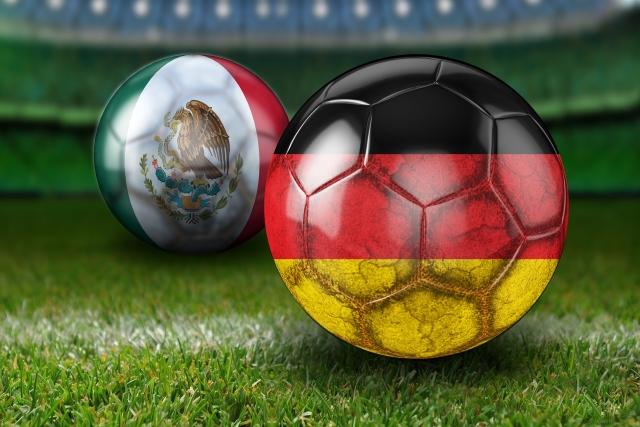 В сборной Мексики не считают команду Германии непобедимой