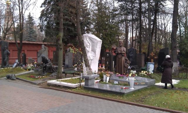 Станислава Говорухина похоронят на Новодевичьем кладбище