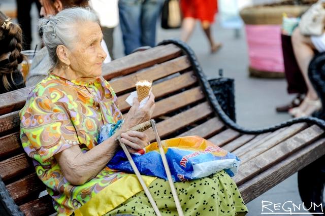 Баталина: Рост пенсионного возраста увеличит размер пенсий