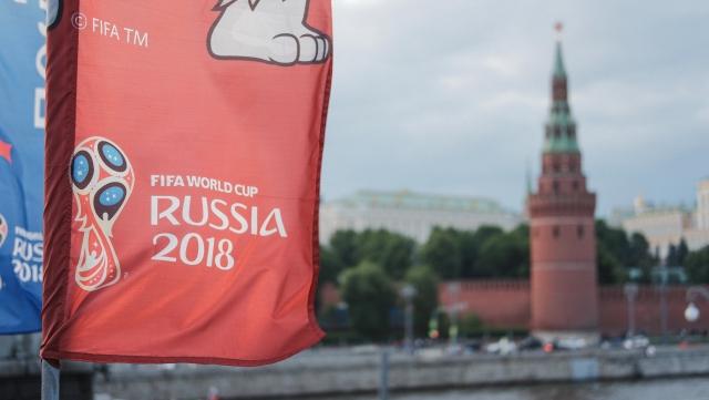 Чемпионат мира по футболу — 2018 в России открыт