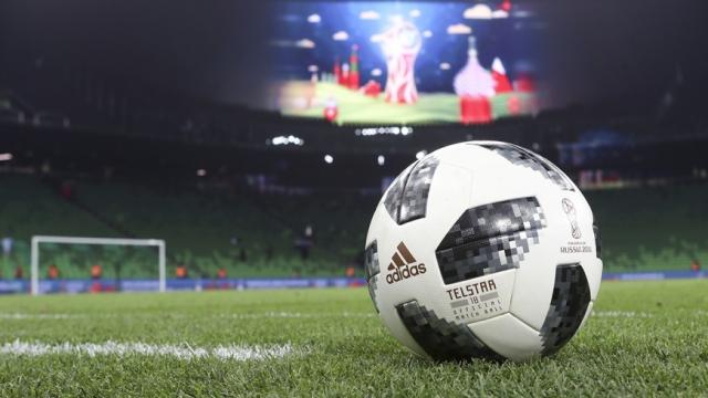 После первого тайма Россия выигрывает у Саудовской Аравии в два мяча