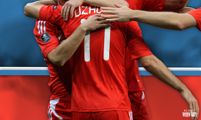 Россия разгромила сборную Саудовской Аравии в матче-открытии ЧМ-2018