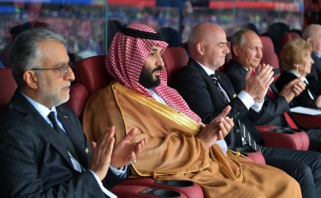Слуцкий: За Россией должок перед Саудовской Аравией