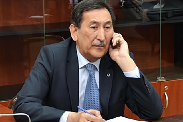 Главный узбекский мушкетер Собир Рузиев отмечает 65-летний юбилей