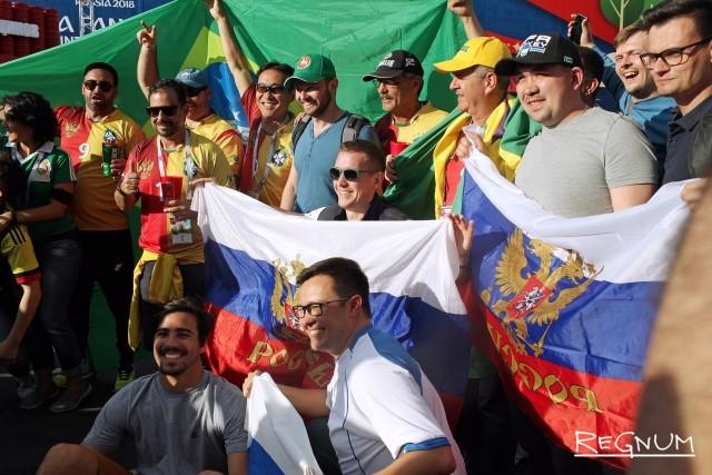 Петербург примет первый в своей истории матч чемпионата мира по футболу