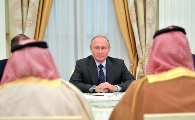 Москва и Эр-Рияд намерены расширять кооперацию в сфере энергетики
