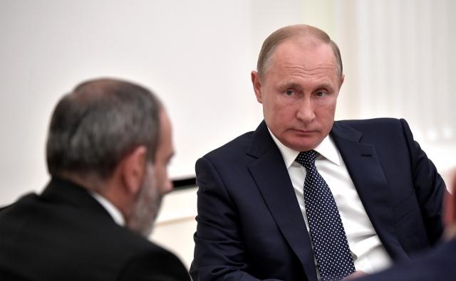 Армения рассчитывает на более эксклюзивные цены на российский газ — Пашинян