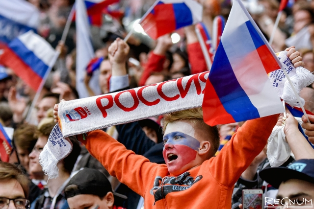 5:0! В Москве поют «Катюшу»