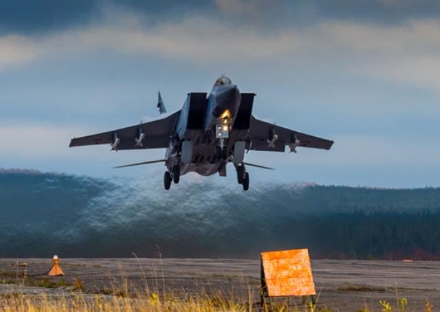 ПВО – на защите страны: семь эпизодов за неделю