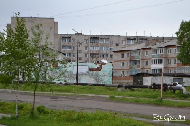 Поселок Заветы Ильича разрушается на глазах