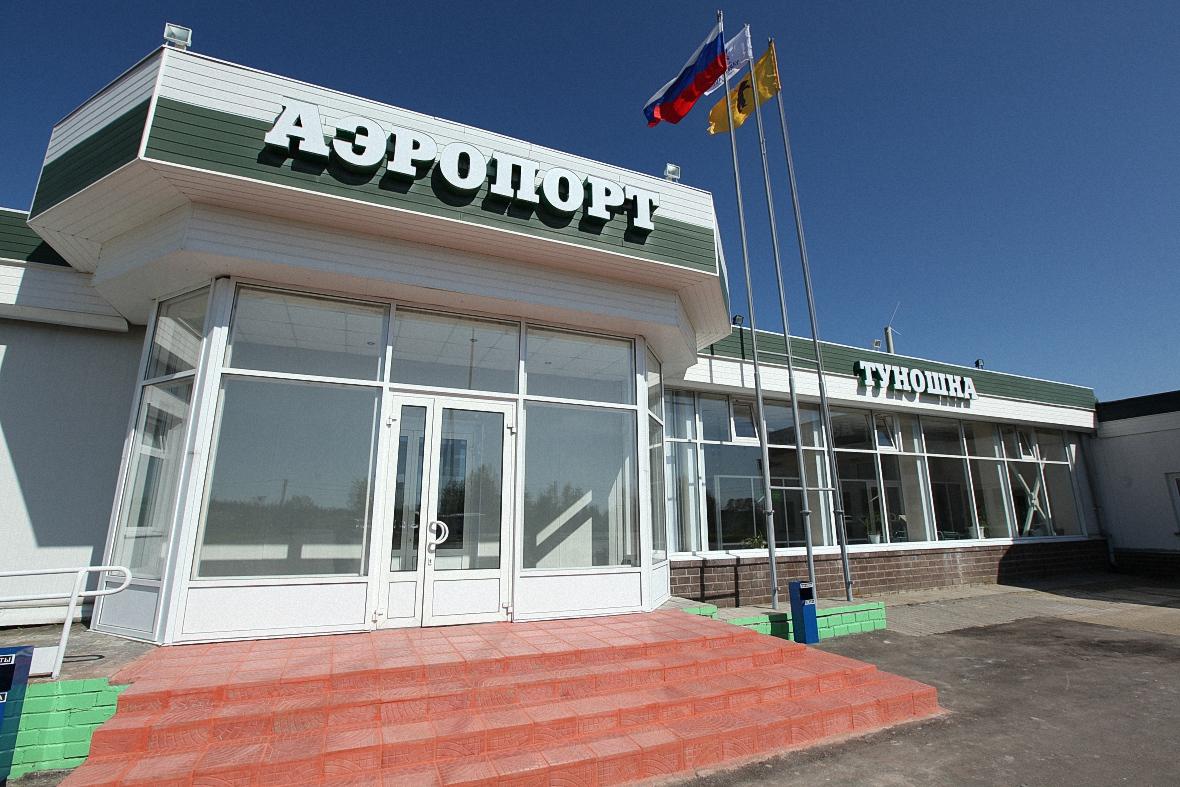 В июне 2018 аэропорт «Туношна» возобновляет рейсы на Симферополь.