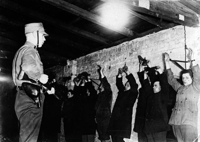 Аресты немецких коммунистов в 1933 году
