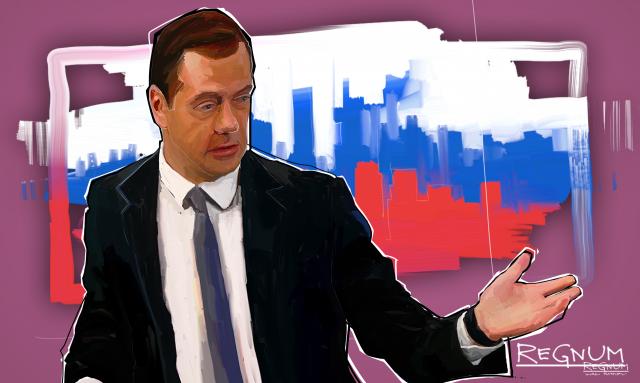 Проблемы Медведева — проблемы благотворителей