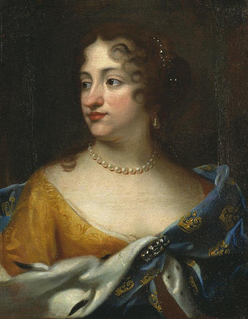 Ульрика Элеонора Датская, мать Карла XII