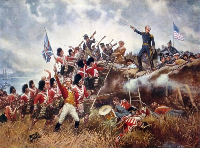 «Неизвестная война»: США снова против Британии