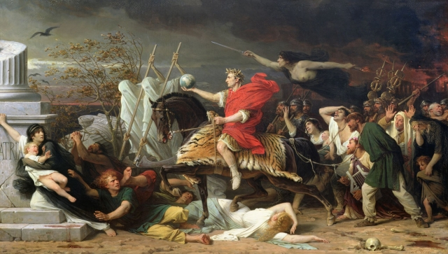 Ивон Адольф. Цезарь. 1875