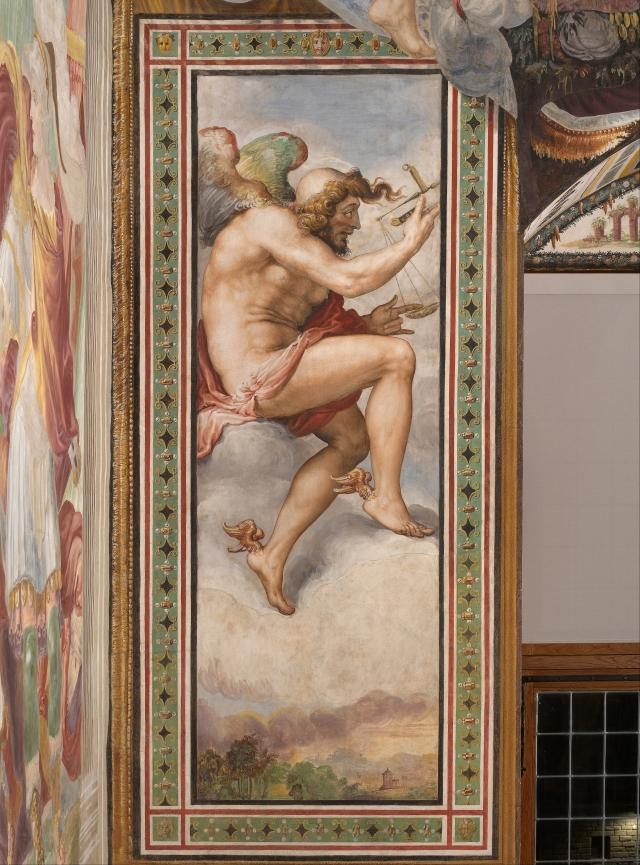 Франческо Сальвиати. Кайрос. 1545