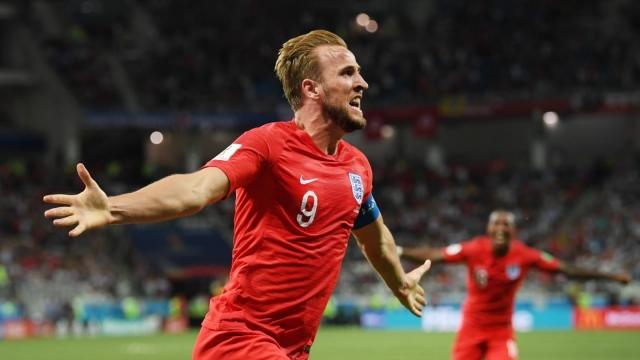 Англия вырвала победу над Тунисом в компенсированное время