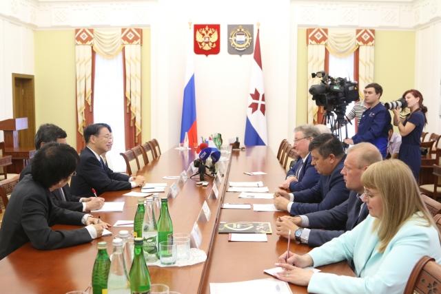 Матч в Мордовии посетит посол Японии в России