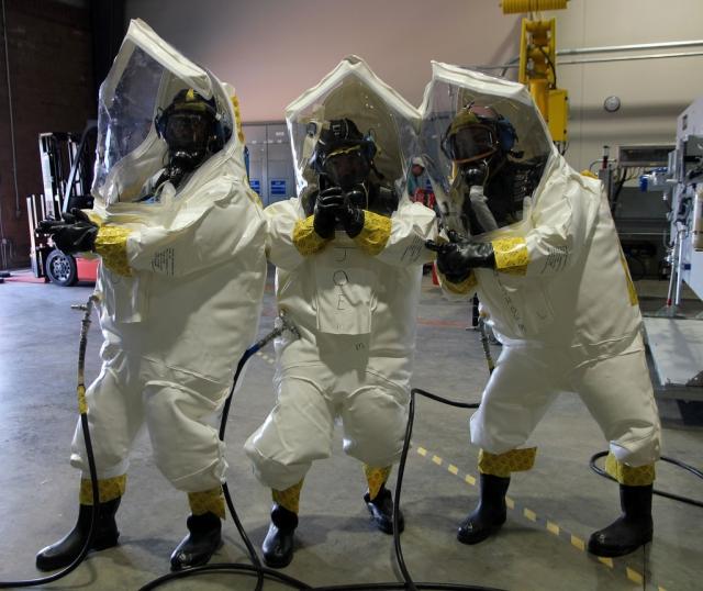 Ликвидация химическое оружия