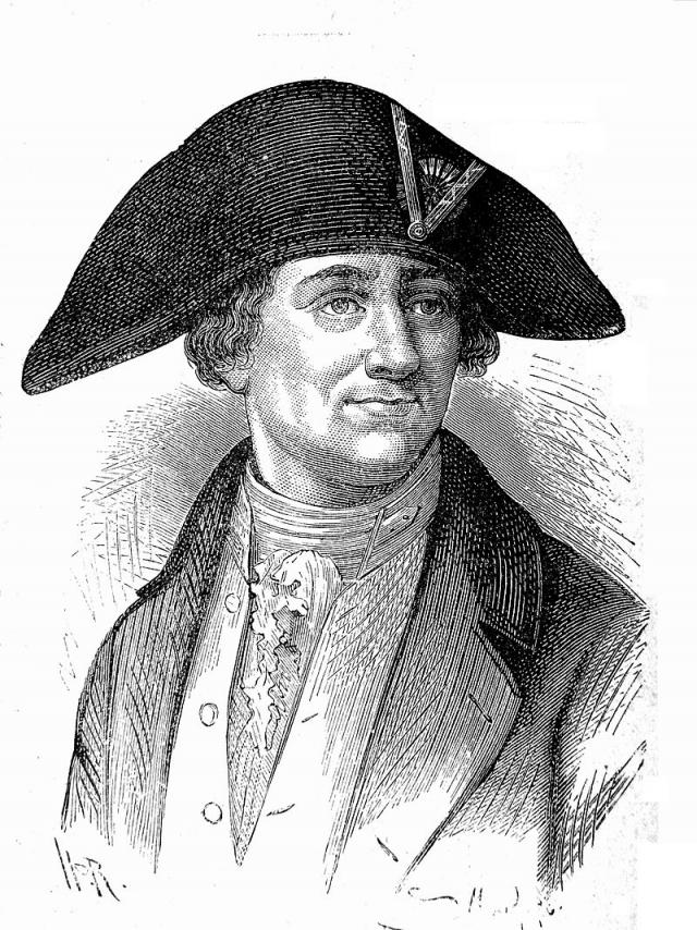 Жан-Батист Друэ, почтмейстер, узнавший короля
