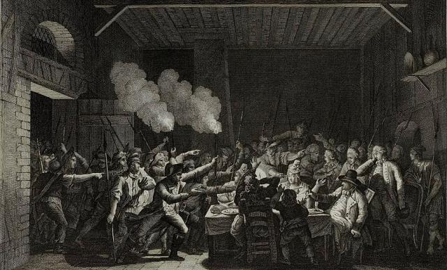 Арест королевской семьи 22 июня 1791 года