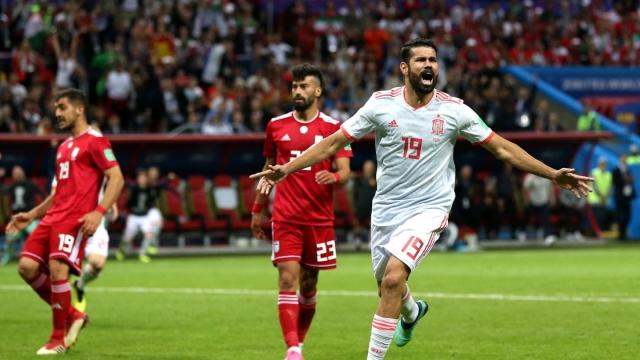 Иран проиграл Испании, но Иран был хорош