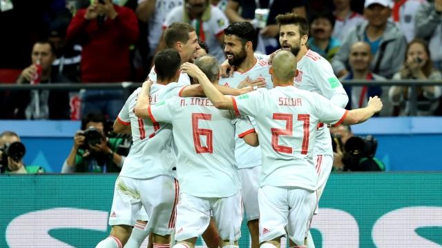 Испания одолела Иран благодаря курьезному голу