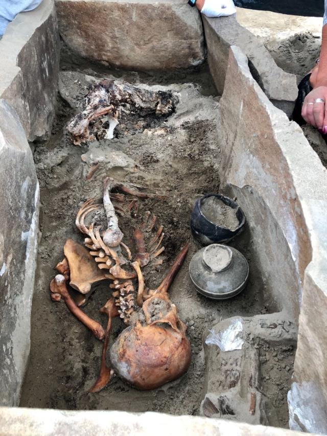 Мумия возвращается: петербургские археологи нашли в Сибири древние останки
