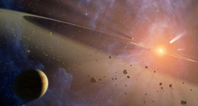 США подготовили план действий по защите Земли от астероидов