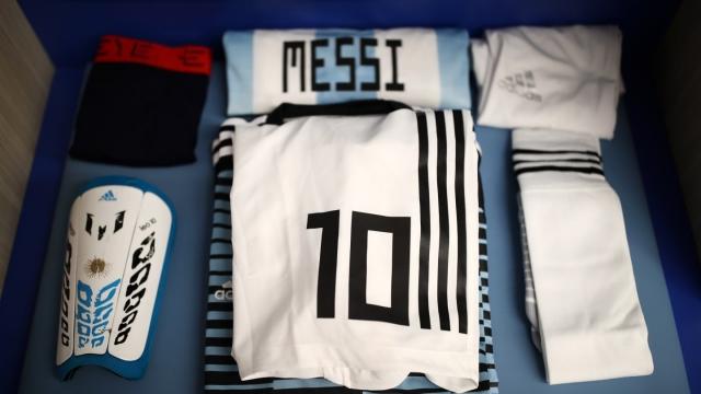 Проблема Аргентины в том, что у неё есть Месси
