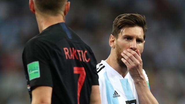 Это провал! Сборная Аргентины терпит фиаско в поединке с Хорватией — 0:3