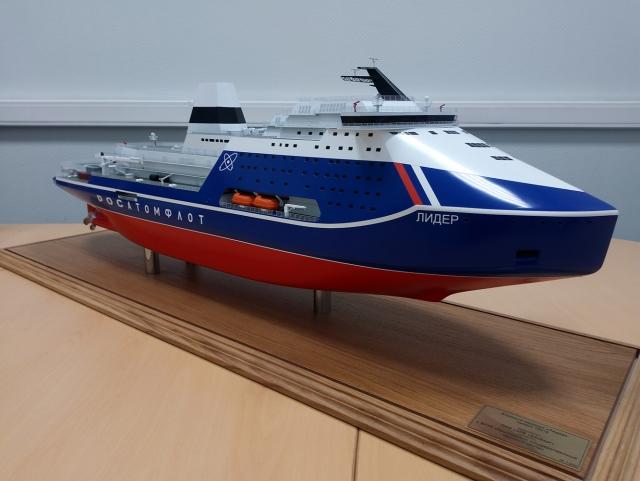 Мечты о «Лидере»: выиграет ли Петербург заказ на самый мощный ледокол?