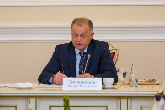 Михаил Кучерявый