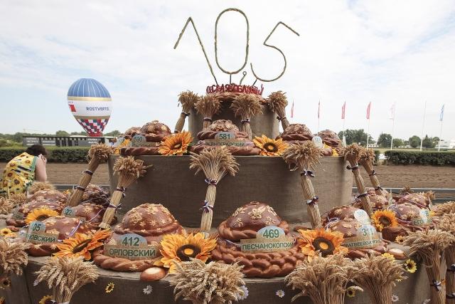 Каравай-2018: аграрии Ростовской области начали сбор хлеба