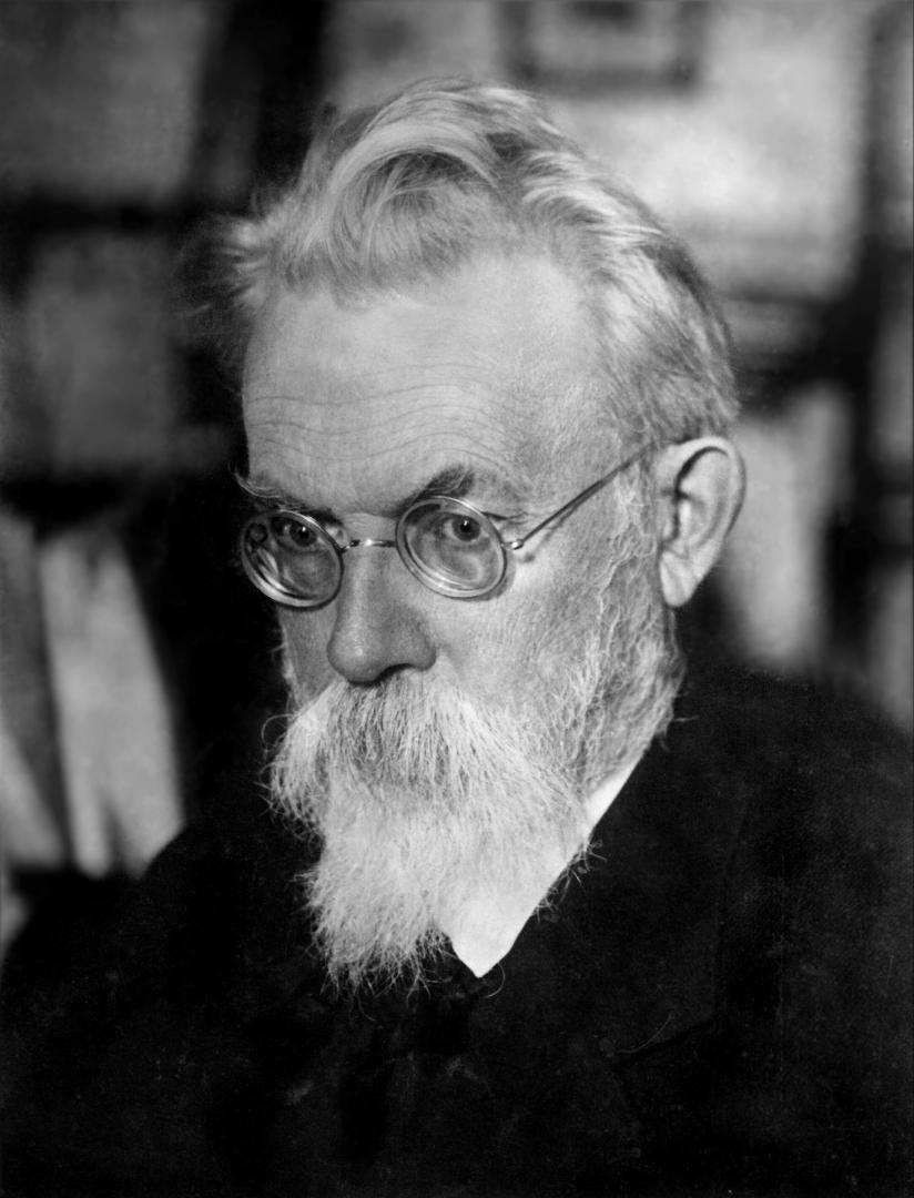 Владимир Вернадский. 1934
