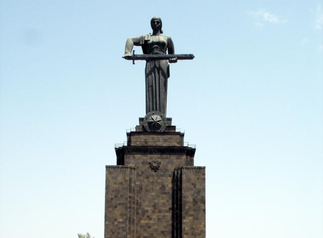 Скульптура Мать-Армения
