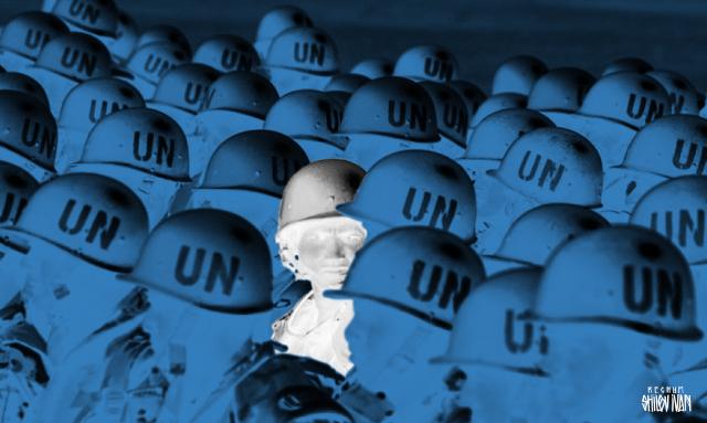 Солдаты ООН