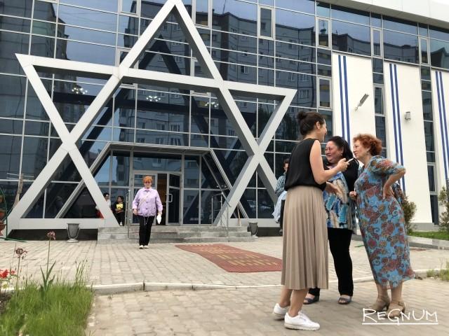 В 180 млн рублей обошлось строительство самой северной синагоги России
