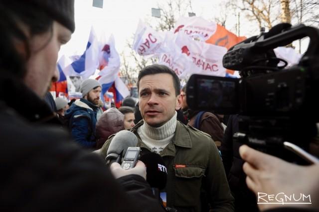 Оппозиционная убыль в Москве. А драка за кресло мэра Москвы ещё даже не началась