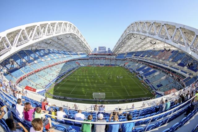 Катар учится у Сочи, как организовать чемпионат мира по футболу