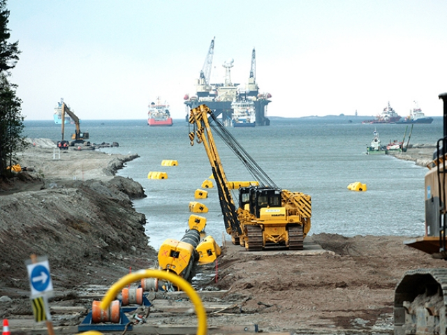 В Чёрном море возобновлена прокладка второй нитки «Турецкого потока»