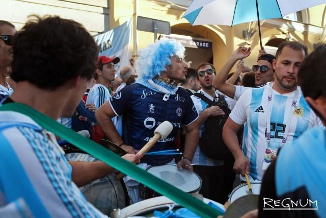 Аргентинское веселье