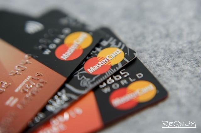 В РФ стали чаще блокировать банковские карты