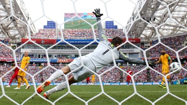 Прекрасно во всех смыслах: Перу выигрывает у Австралии