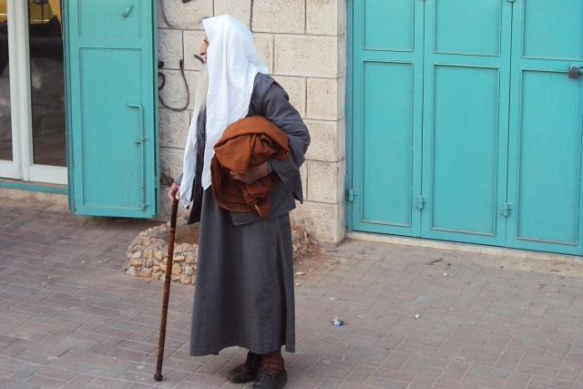 Житель Палестины