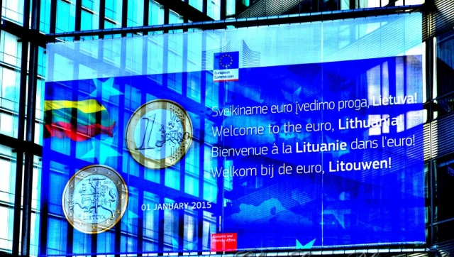 Европейская комиссия — Добро пожаловать в Европу, Литва!