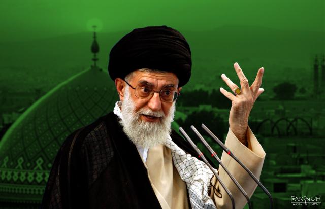 Почему в Тегеране кричат «Смерть Палестине»